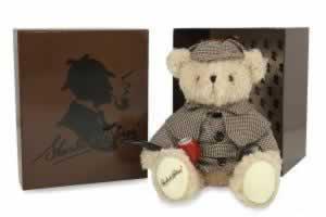 Sherlock Holmes Teddy Bears