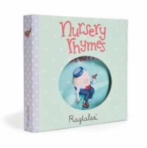 Ragtales Nursery Rhymes Rag Boook