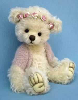 Elena by Jenny Johnson, Three O'Clock Bears - reserved