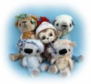 Beardsley Bears by Deb Beardsley-Elertson