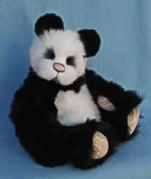 Amelia by Maureen Batt, Mawspaws Teddy Bears