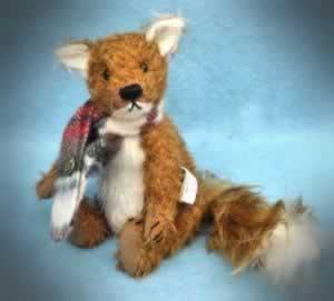 Fox by Sue Quinn