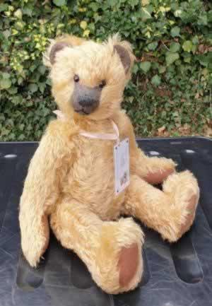 Mavis by Jeff Pattison, Jeffles Bears - adopted